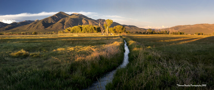 acequia at taos mtn