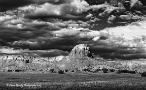 ghost ranch monsoon