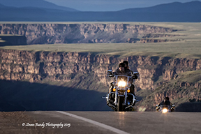 harleys at the overlook