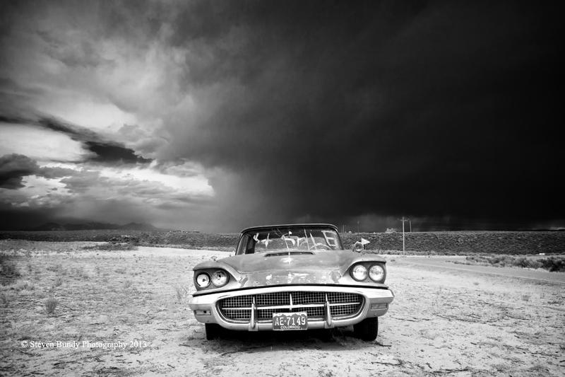 1959 Thunderbird – Carson, NM – 2013