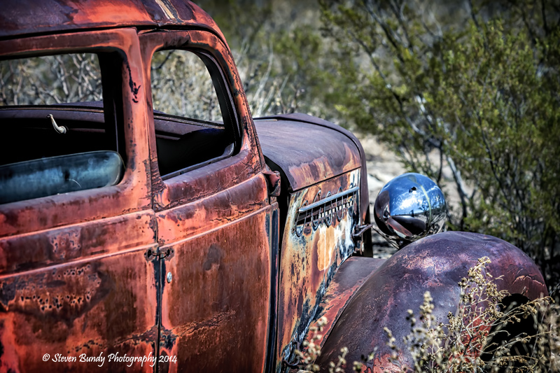 Abandoned – Lake Valley, New Mexico – 2014