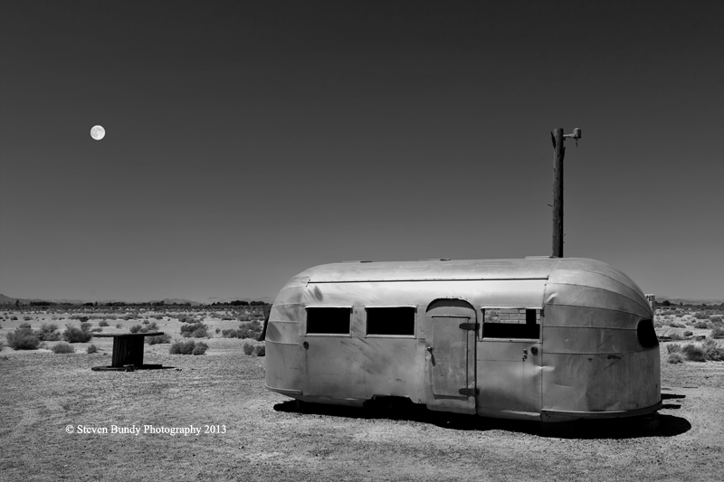 Airstream Full Moon – Newberry Springs, CA – 2013