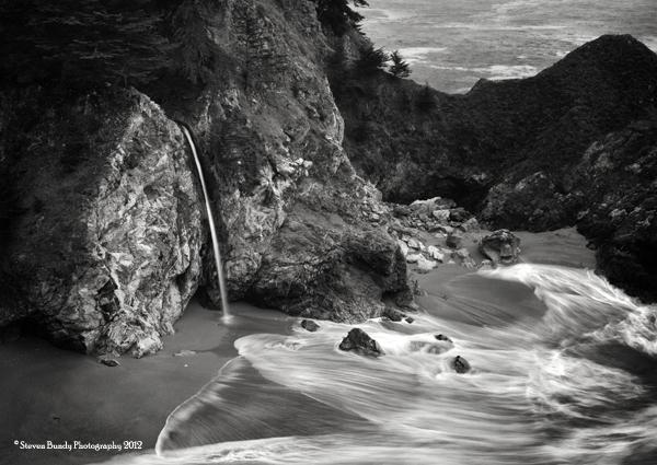 McWay Falls, Big Sur, CA  2011