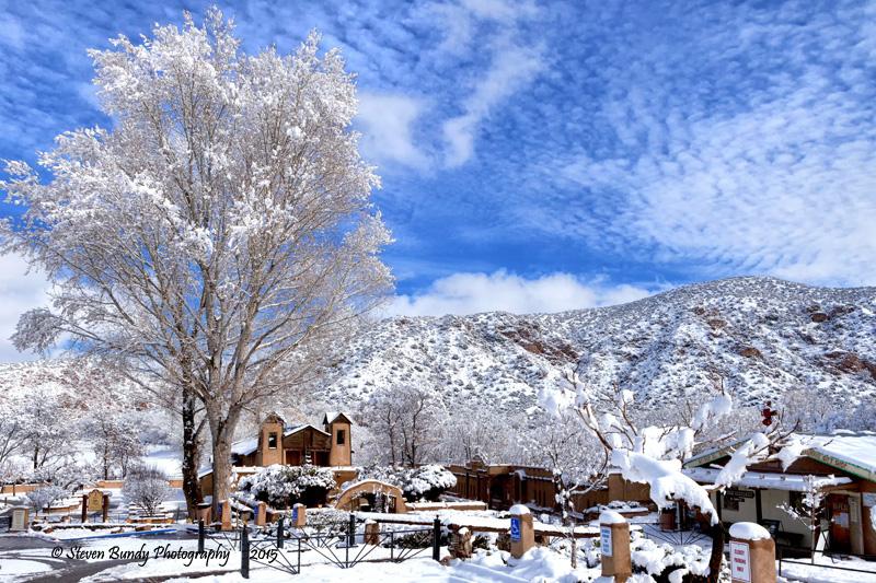 El Santuario de Chimayo  Chimayo, New Mexico – 2015