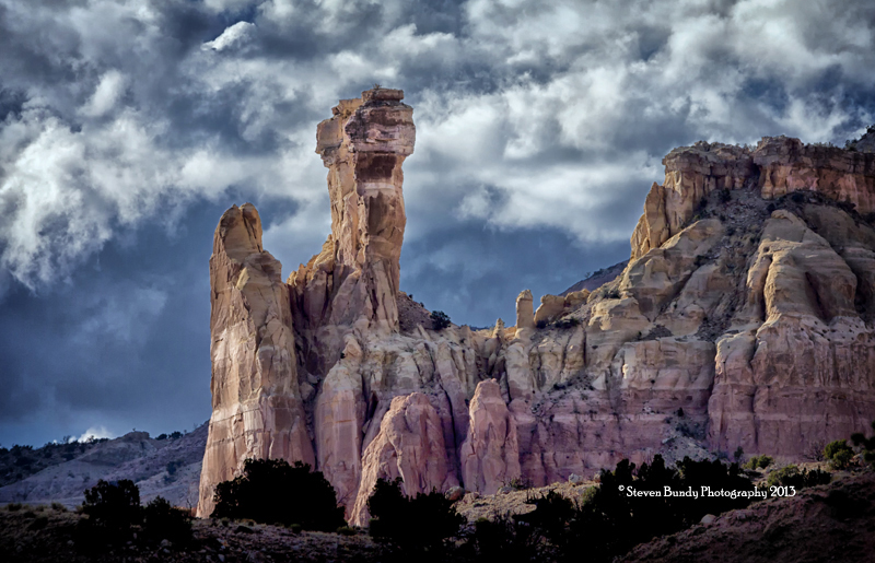 Chinmey Rock – Ghost Ranch, NM – 2013