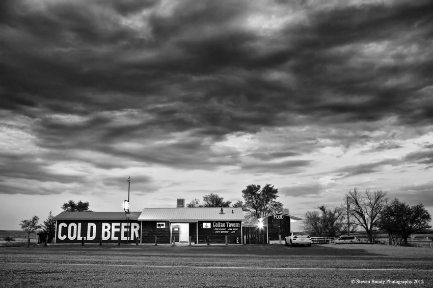 Colfax Tavern – Middle of Nowhere, NM, 2012