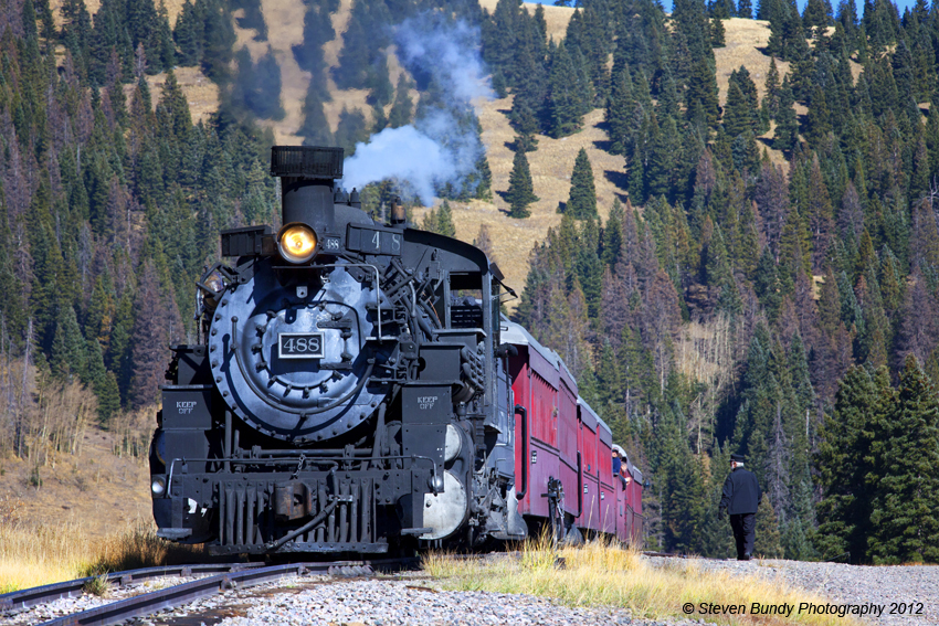 Cumbres Station – Cumbres Pass, CO – 2012