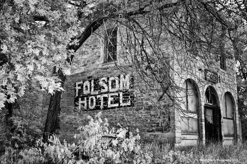 Folsom Hotel Ruin – Folsom, NM – 2012