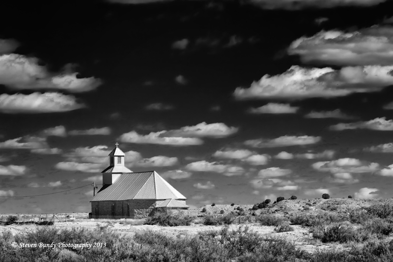 Gallegos Ranch Chapel – Mosquero, NM – 2013