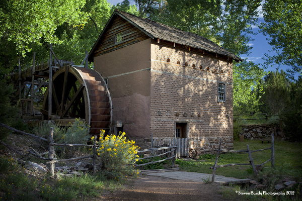 Golendrinas Mill (Santa Fe, NM)