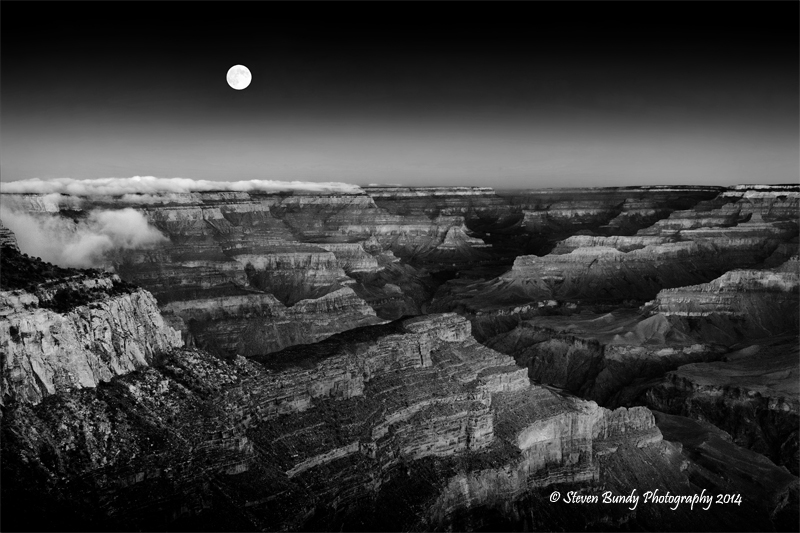Grand Canyon at Hopi Point  Grand Canyon National Park, Arizona – 2014