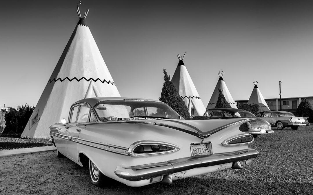 Wigwam Motel – Holbrook, AZ – 2012