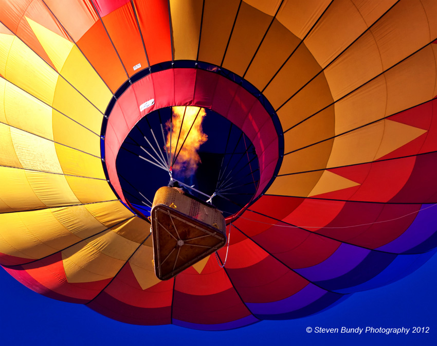 Hot Air Balloon – Taos, NM – 2012