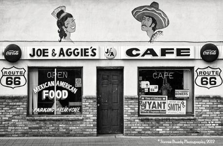 Joe & Aggie's Mex-Americana (Holbrook, AZ)