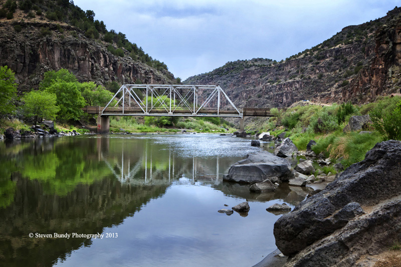 John Dunn Bridge – Arroyo Hondo, NM – 2013