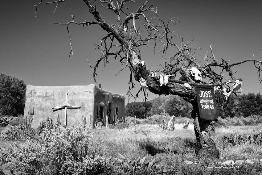 Jose's Remedios – Galisteo, NM, 2012