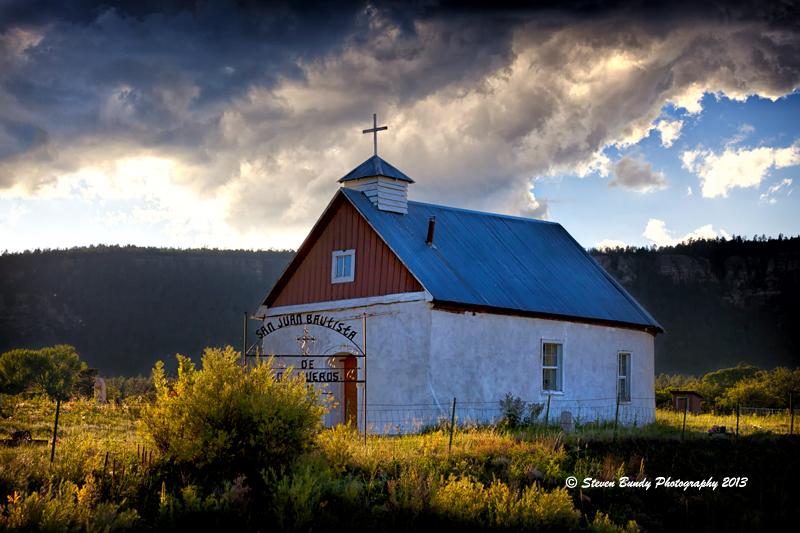 Los Hueros Chapel – Los Hueros, NM – 2013