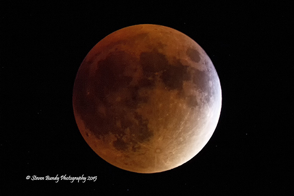 Lunar Eclipse – Independence, MO – 2015
