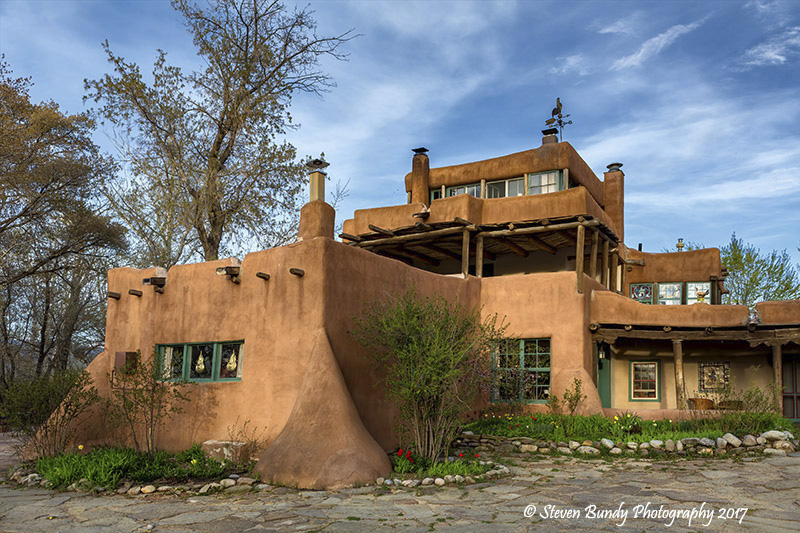 Mabel Dodge Lujan House – Taos, New Mexico – 2017