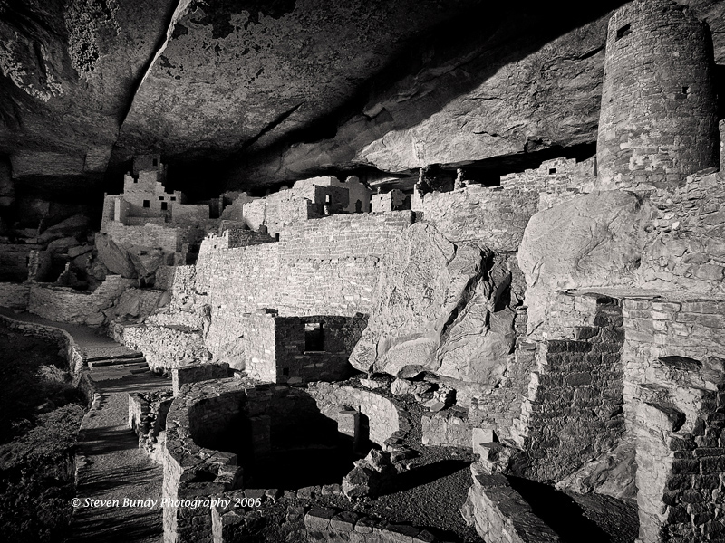 Cliff Palace – Mesa Verde National Park, CO – 2006