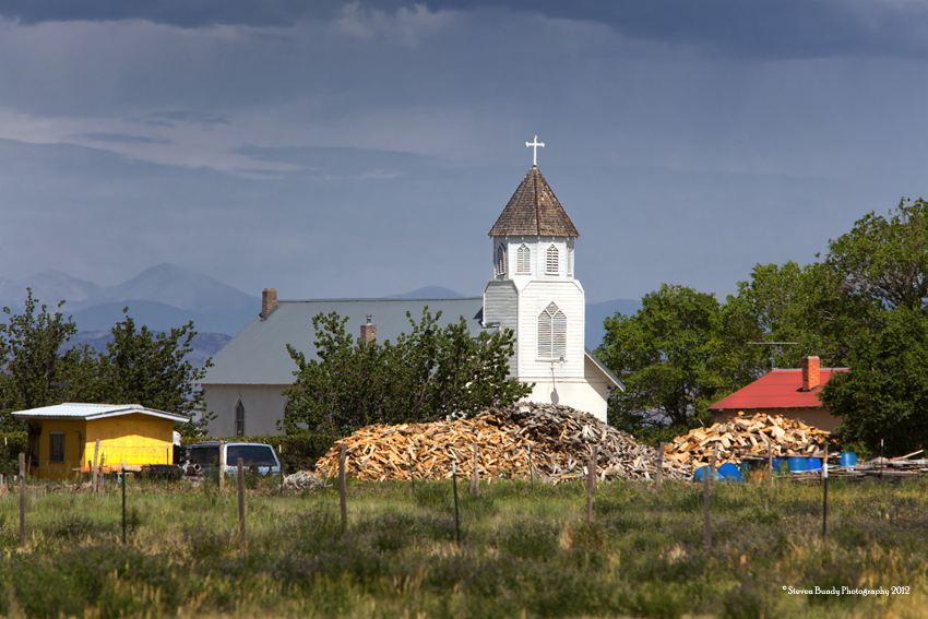 Mogote Chapel – Mogote, CO, 2012