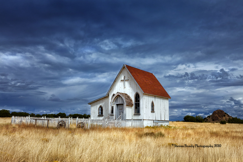 New Mexico Chapel – San Marcos, NM – 2010
