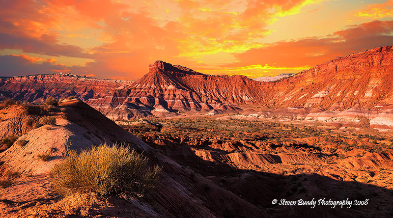 Paria Badlands – Kanab, Utah – 2008