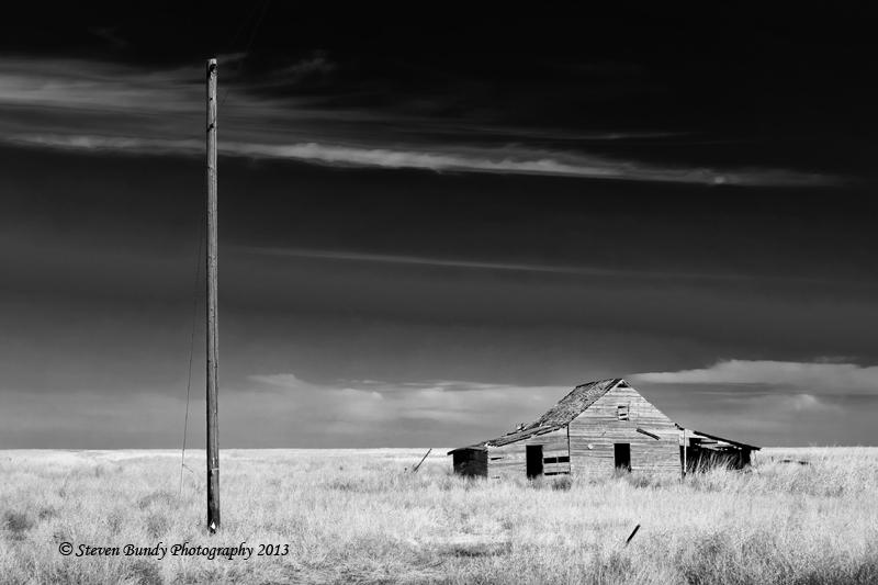 Prairie Barn – Kalvesta, Kansas – 2013