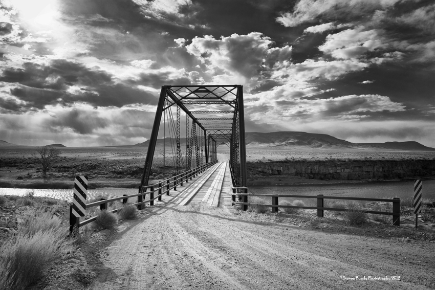 Rio Grande River – Road G Bridge, CO, 2012