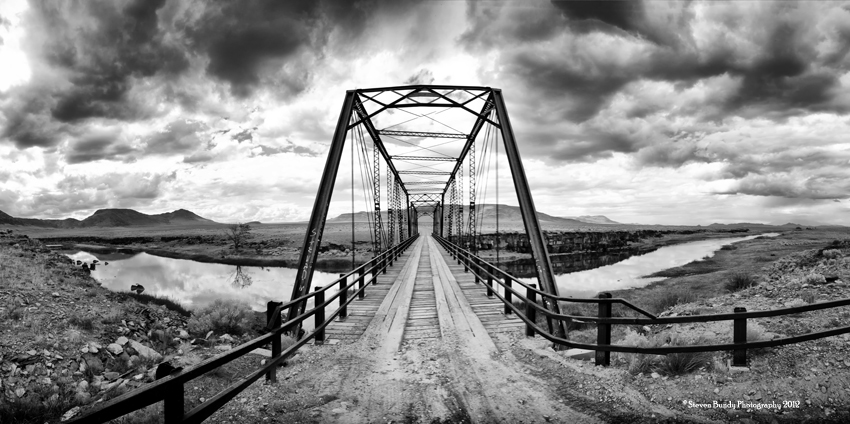 Road G Bridge – Rio Grande River  Colorado, 2011