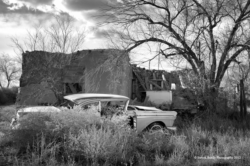 Ruin & Wreck – Galisteo, NM – 2012
