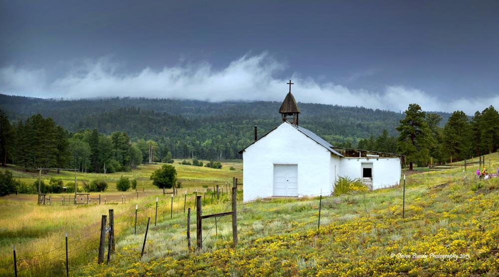 San Antonio Church – Black Lake, NM – 2013