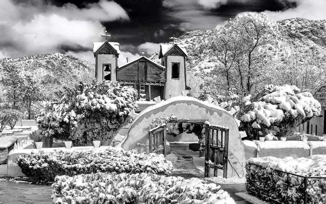 Chimayo Snow – Chimayo, NM – 2016