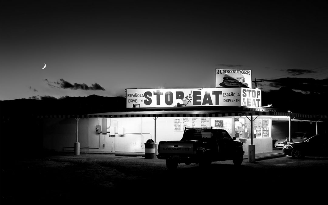 Stop & Eat Drive-in – Espanola, NM – 2012