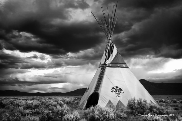 Taos Tipi, New Mexico, 2010