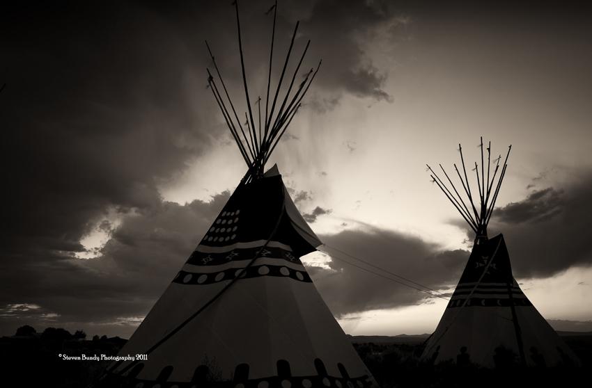 Taos Tipi's – Taos, NM – 2011