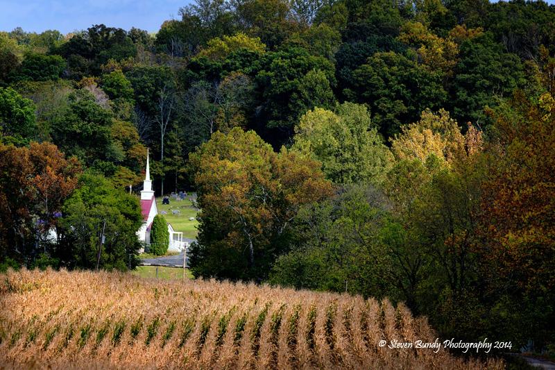 Valeene Chapel – Valeene, Indiana – 2014