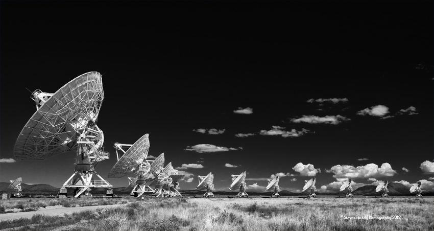 Very Large Array, New Mexico, 2010